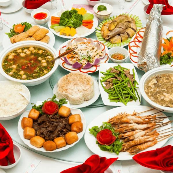 Nấu Tiệc Tại Nhà